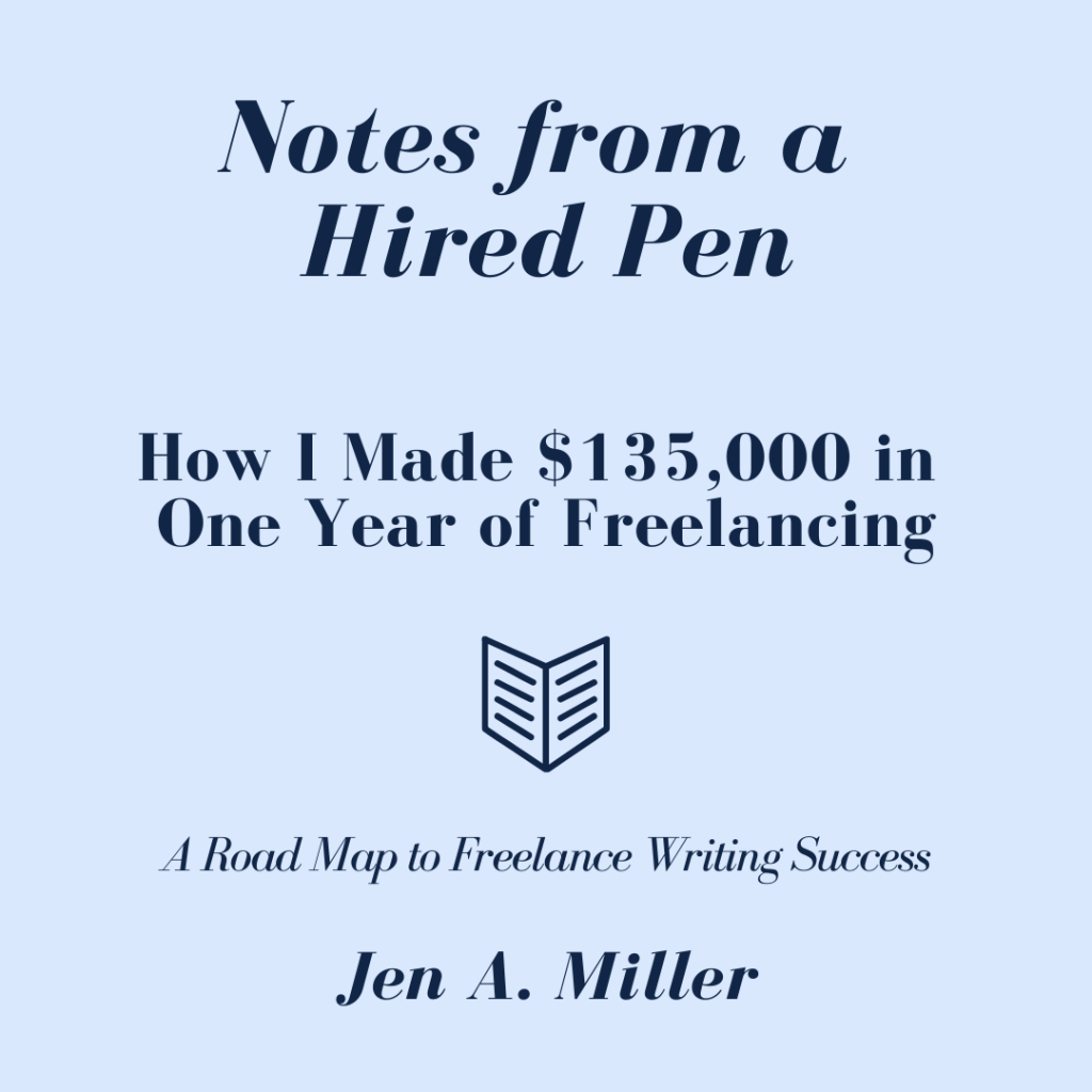 Notes from a Hired Pen